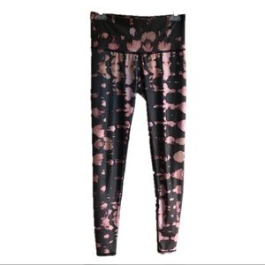 Teeki Cusco High Rise Hot Pant Tie Dye Leggings S